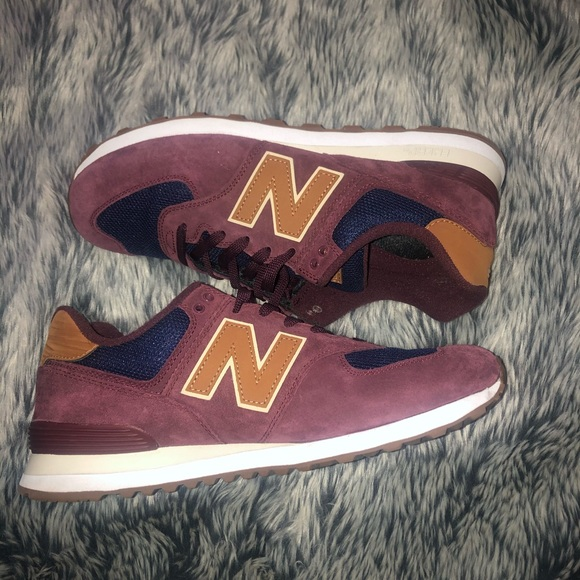 New Balance Shoes | Maroon And Blue S